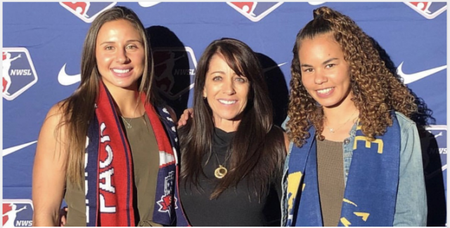 Homegrown Pros: Two Sharks Drafted in NWSL